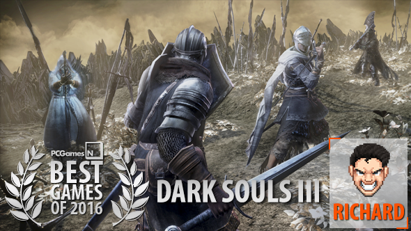 The best games of 2016: Dark Souls III