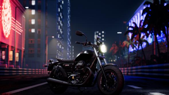 Ride 3 Unreal Engine 4