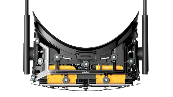 New LG OLED screen for VR headsets