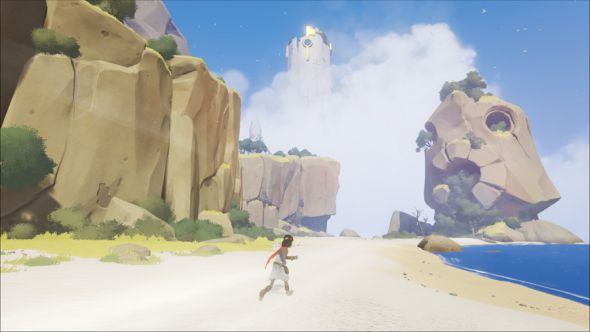 Friendly puzzle-platformer Rime, once a PS4 exclusive, is now coming to PC