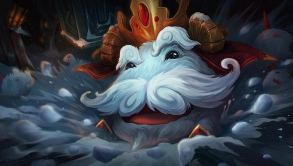League of Legends players are getting a mystery gift from Riot for being on their best behaviour