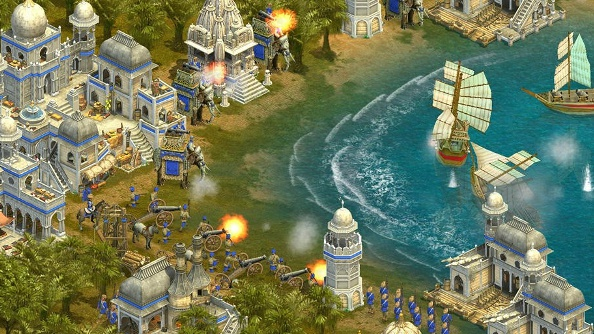 Rise of Nations spotted in Steam database, is a re-release of the RTS classic coming soon?