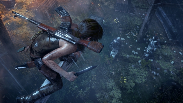 Rise of the Tomb Raider stealth