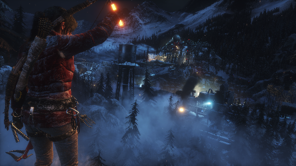 Rise of the Tomb Raider PC review