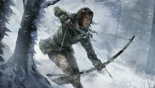 Rise of the Tomb Raider GameInformer Crystal Dynamics