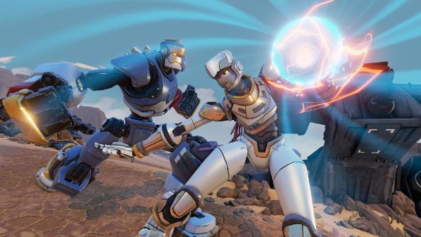 Rising Thunder open alpha