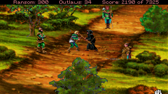 Robin Hood Conquests of the Longbow on Good old Games GOG