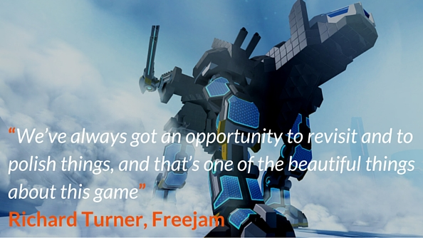 Robocraft Early Access quote