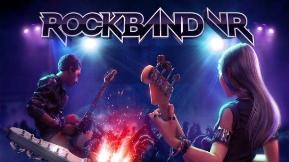 Rock Band 4 VR Release Date