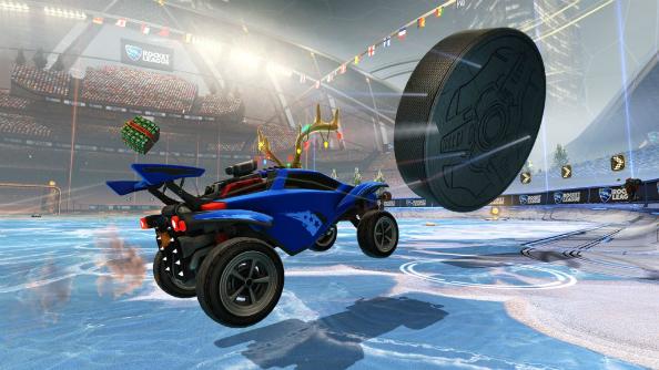 Rocket League Christmas update