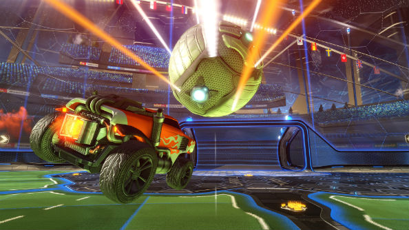Rocket League making of