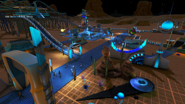 RollerCoaster Tycoon World Early Access review