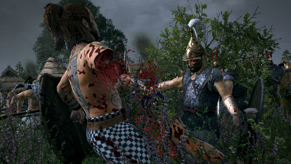 Rome 2 DLC spills gallons of blood and severs a legion of heads for Halloween