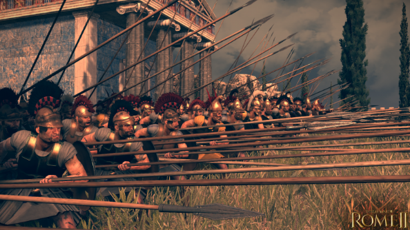 Rome 2: Total War patch brings new faction, a fix list as long as your spear and Steam Workshop support
