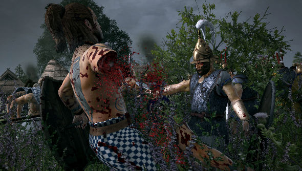 Rome 2 Blood and Gore