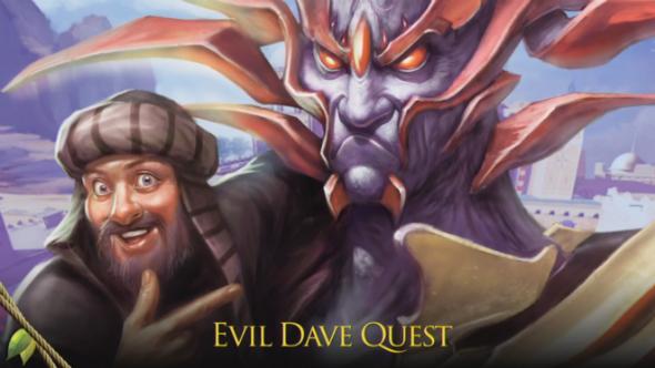 RuneScape quests Evil Dave