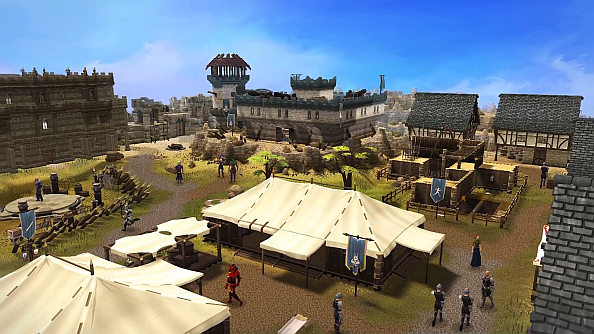 Runescape 3 will release this summer. Also, Runescape 3 is a thing