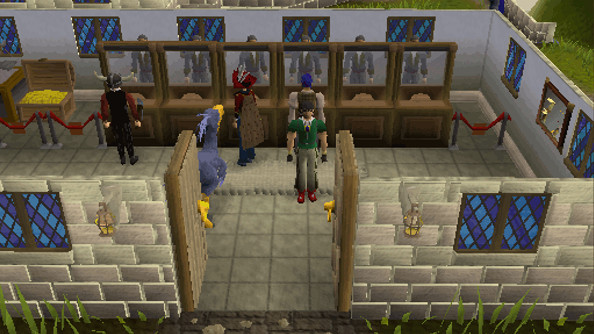 Runescape player faces 15 year prison sentence for robbing another player in real-word transaction