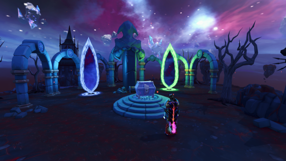 Runescape introduces procedurally-generated Micro-Worlds In All-New 'Shattered Worlds' Content