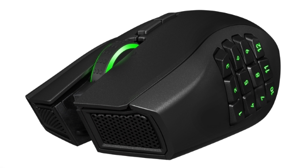 Best MMO mouse runner-up - Razer Naga Epic Chroma