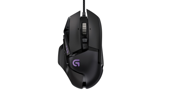 Best gaming mouse runner-up - Logitech G502