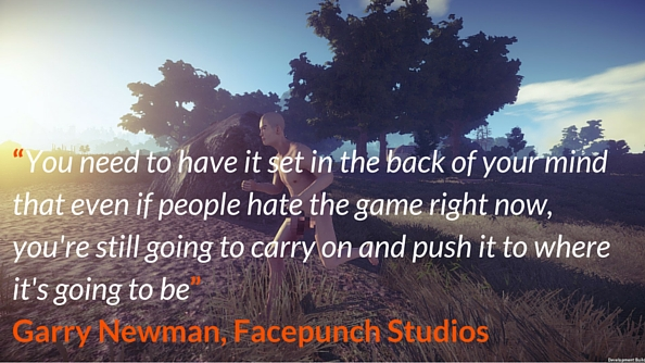 Rust Early Access quote