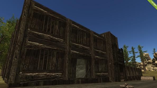 Rust jail