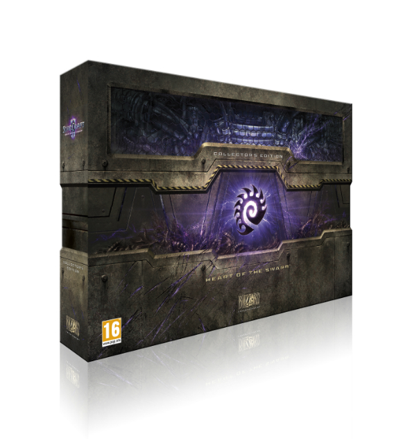 StarCraft 2 giveaway