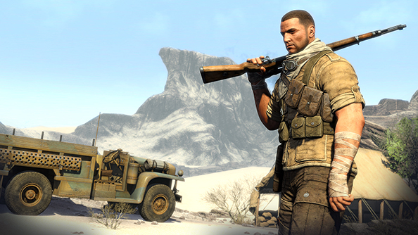 Sniper Elite 3 will let you shoot a Nazi right in his blood