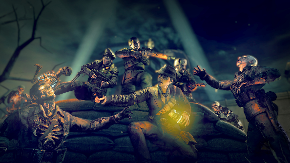 Nazi Zombie Army 2 now stumbling about Steam