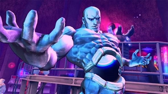 Street Fighter IV Seth