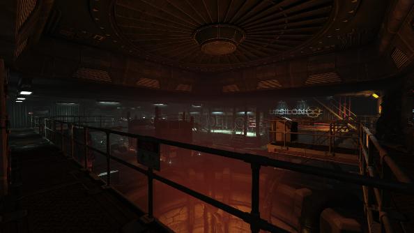 Nvidia Showcase SOMA