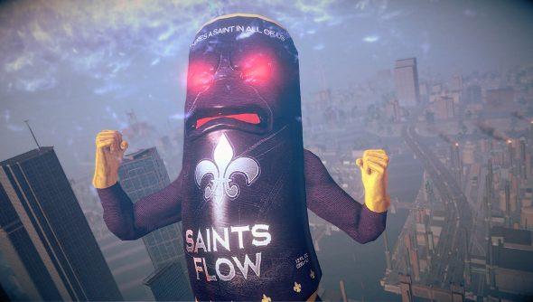 Best PC games of 2013: Saints Row IV