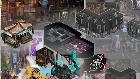 Shadowrun Returns Berlin campaign to feature hub-worlds