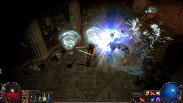 Path of Exile patch adds new race event and a slew of balance fixes