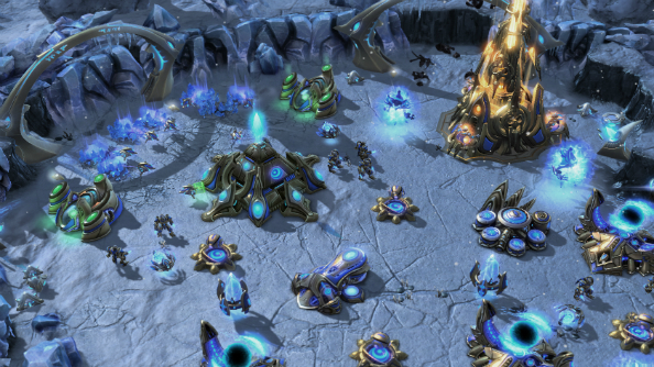 StarCraft 2's new video teaches us about the Protoss, in preparation for Legacy of the Void