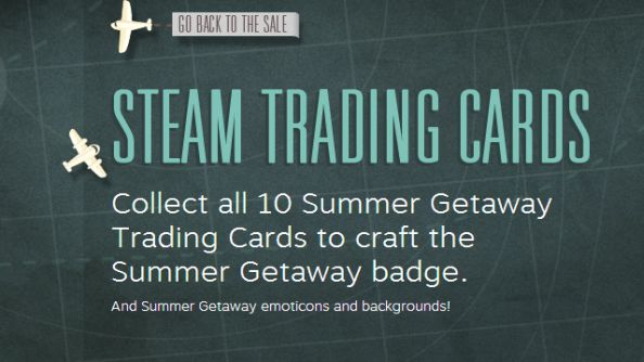 Steam summer sale confirmed: now with trading cards