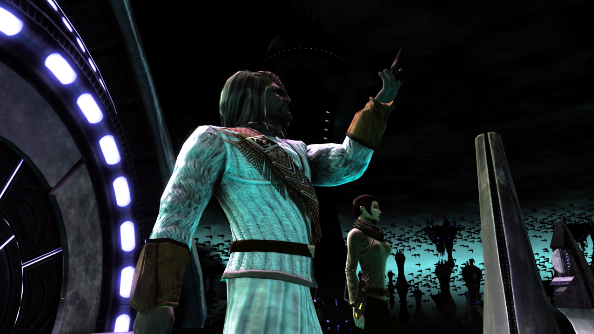 Star Trek Online Season 8 invites Worf back on deck