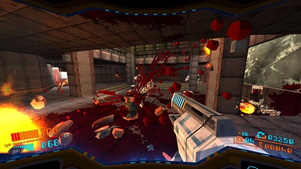 Who will win: Strafe, or the allure of '90s shooter nostalgia