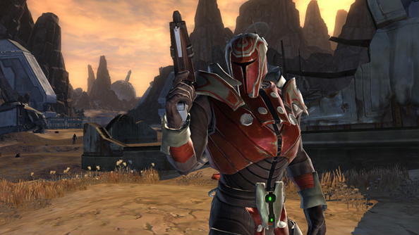 Star Wars The Old Republic Free-to-play restrictions detailed