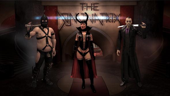 Saints Row IV Enter the Dominatrix