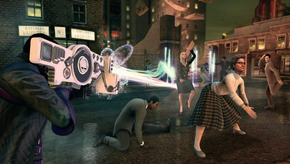Saints Row IV and Beyond Earth free for the weekend