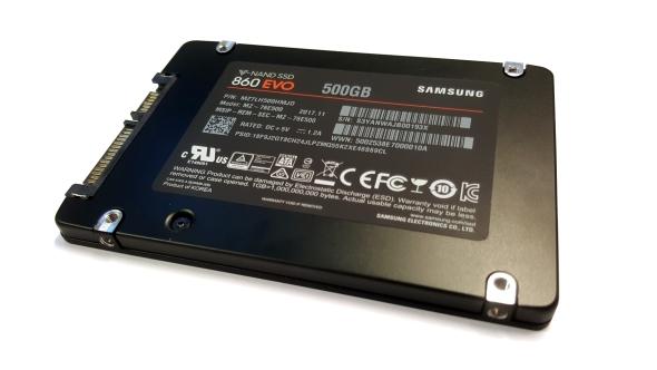 Samsung 860 EVO verdict