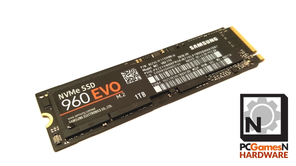 The Samsung 960 EVO (1TB) Review