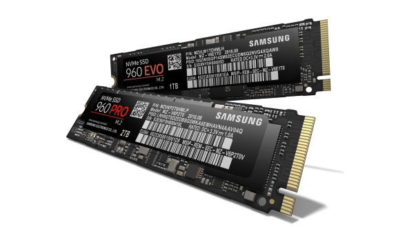 Samsung's SSD 960 Pro is a speed reader - runs at a heady 3.5GB/s