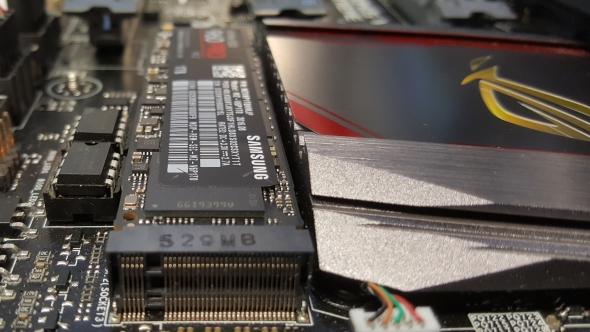 Samsung 960 Pro 1TB benchmarks