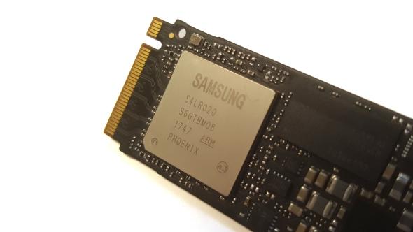 Samsung 970 EVO Phoenix memory controller