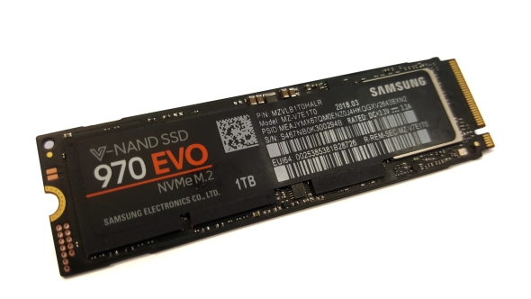 Samsung 970 EVO review