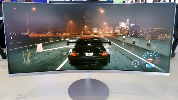 Samsung will release Quantum Dot GSync and 4K gaming monitors in 2017