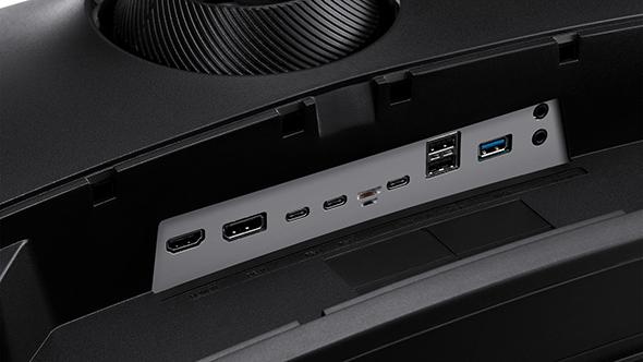 Samsung CJ89 ports